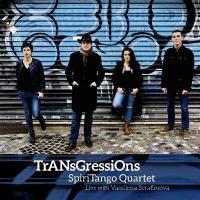 Transgressions / SpiriTango Quartet, ens. instr. | SpiriTango Quartet