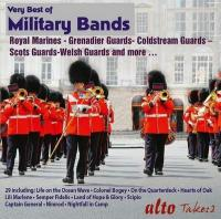 Very best of military band music / Band of the Grenadier Guards (The) | Band of the Grenadier Guards (The). Musicien. Ens. instr.