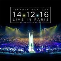 14.12.16 : live in Paris / Ibrahim Maalouf | Maalouf, Ibrahim (1980-....). Compositeur