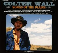 Songs of the plains | Wall, Colter. Compositeur