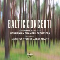 Baltic concerti | Dzeraldas Bidva