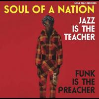 SOUL OF NATION : jazz is the teacher | Lowe, Frank