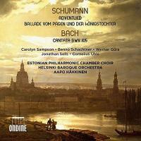 Adventlied = Cantique de l'Avent, cantate, op.71. Ballade vom Pagen und der Königstocher = Page et la fille du Roi, balle en 4 poèmes chantés, op.140 (Le ) | Robert Schumann, Compositeur