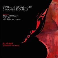 Eu te amo : the music of Tom Jobim / Daniele di Bonaventura, bandonéon | Di Bonaventura, Daniele. Interprète