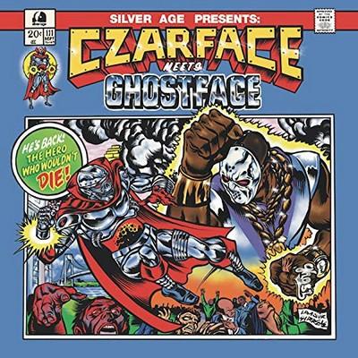 Czarface meet Ghostface Killah Czarface, groupe vocal et instrumental Ghostface Killah, chant
