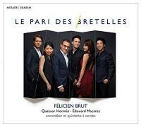 pari des bretelles (Le) | Félicien Brut