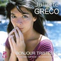 Bonjour tristesse : 50 grands succès / Juliette Gréco | Gréco, Juliette
