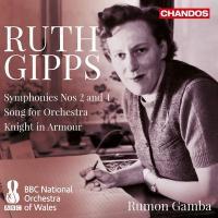 Symphonies | Gipps, Ruth (1921-1999). Compositeur