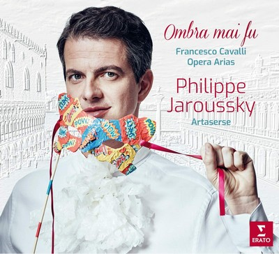 Ombra mai fu opera arias Francesco Cavalli, comp. Philippe Jaroussky, contre-ténor Ensemble Artaserse, ensemble instrumental
