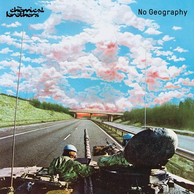 No geography The Chemical Brothers, duo vocal et instrumental