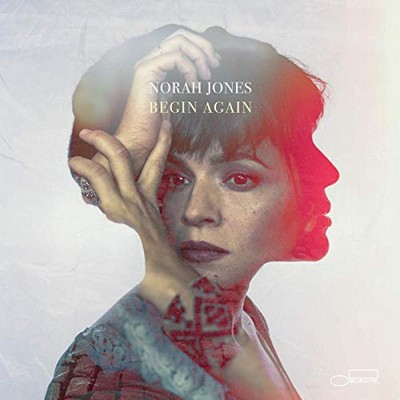 Begin again Norah Jones, comp. & chant