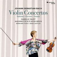 VIOLIN CONCERTOS : Concertos pour violon | Bach, Johann Sebastian (1685-1750)
