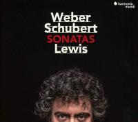 Sonatas | Weber, Carl Maria von (1786-1826). Compositeur