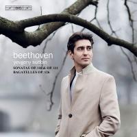Sonates pour piano : n ̊ 31, op.110, la bémol majeur : n ̊ 32, op.111, ut mineur. 6 [Six] bagatelles, op.126 | Ludwig van Beethoven, Compositeur