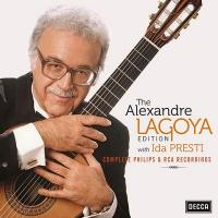 Complete Philips & RCA Recordings, vol.7 (The ) | Alexandre Lagoya