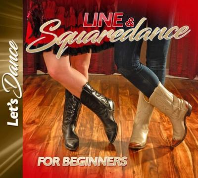 Line & squaredance for beginners Country Line Dancers, American Line Dance Company, ensembles vocaux et instrumentaux