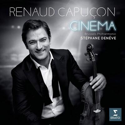 Cinéma / Renaud Capuçon, vl.   Capuçon, Renaud (1976-....). Musicien. Violon