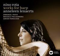 Works for harp | Nino Rota (1911-1979). Compositeur