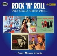 Rock'n'roll : five classic albums plus / Carl Perkins   Carl Perkins
