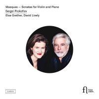 Masques sonatas for violin and piano