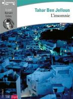 L' insomnie / Tahar Ben Jelloun | Ben Jelloun, Tahar (1944-....). Auteur