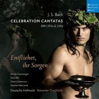 Celebration cantatas | Johann Sebastian Bach (1685-1750). Compositeur