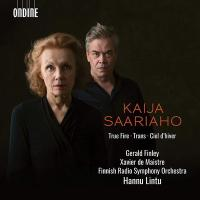 True fire | Saariaho, Kaija (1952-....). Compositeur