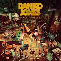 A rock supreme | Danko Jones