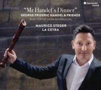 Mr Handel's Dinner : Concertos, sonatas and chaconnes |