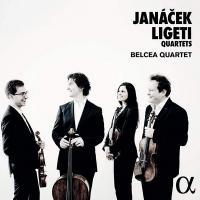 Quartets / Leos Janacek, Gyorgy Ligeti ; Belcea Quartet | Janacek, Leos (1854-1928). Comp.