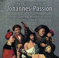 Johannes-passion, BWV.245 | Johann Sebastian Bach (1685-1750). Compositeur