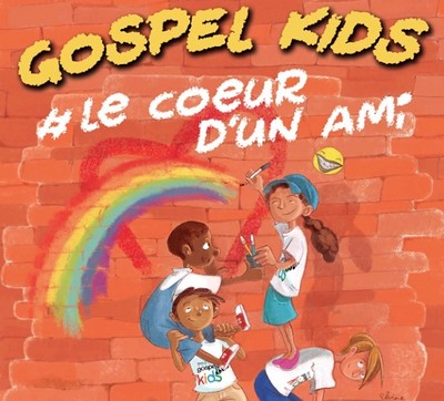 Le coeur d'un ami Gospel Kids, ens. voc. & instr.