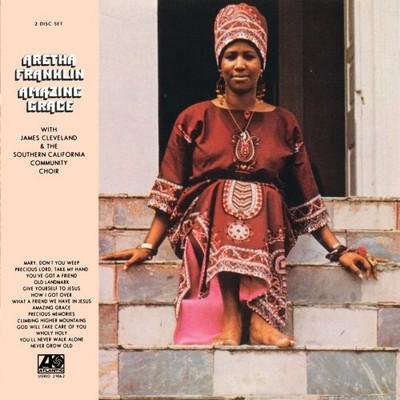 Amazing grace Aretha Franklin, chant