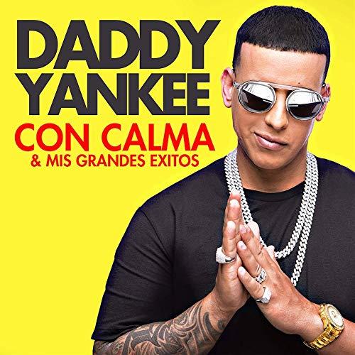 Con calma & mis grandes existo Daddy Yankee, J. Alvarez, Prince Royce et al., chant