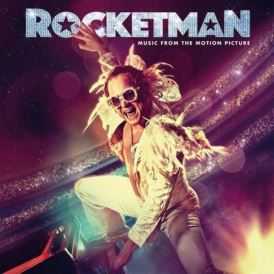 Rocketman bande originale du film de Dexter Fletcher Elton John, comp., chant & p. Taron Egerton, chant Dexter Fletcher, réal.