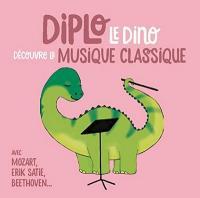 Diplo le dino découvre la musique classique | Camille Saint-Saëns