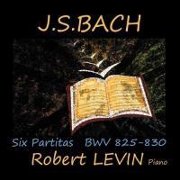 Six partitas BWV 825-830 | Johann Sebastian Bach (1685-1750). Compositeur
