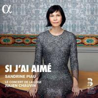 SI J'AI AIME | Piau, Sandrine - S