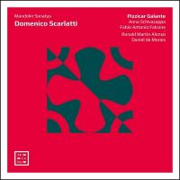 Mandolin sonatas / Domenico Scarlatti ; Ensemble Pizzicar Galante |