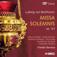 Missa Solemnis, op. 123 | Ludwig Van Beethoven. Compositeur