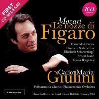 nozze di Figaro (Le) = Noces de Figaro (Les) | Wolfgang Amadeus Mozart