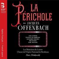 La périchole : opéra bouffe en trois actes / Jacques Offenbach | Offenbach, Jacques (1819-1880)