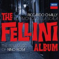 Fellini album (The) : the film music of Nino Rota / Nino Rota | Nino Rota