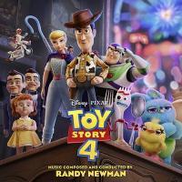 Toy story 4 : bande originale du film des studios Pixar