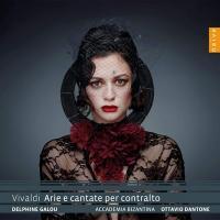 Arie e cantate per contralto | Antonio Vivaldi
