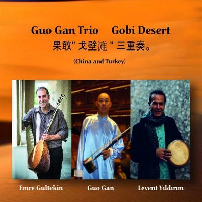 Gobi desert Guo Gan Trio, ens. instr.