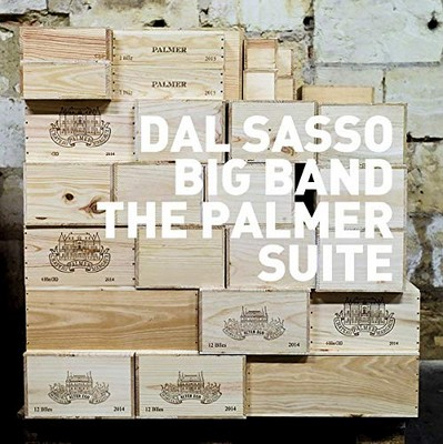 The Palmer suite Dal Sasso Big Band, ens. instr.