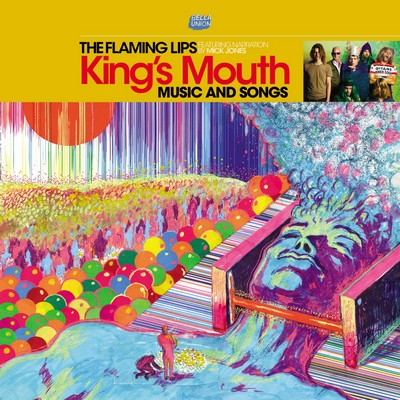 King's mouth Flaming Lips (The), ens. voc. & instr.