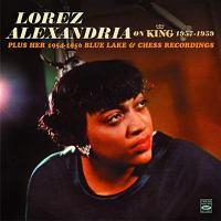 Lorez Alexandria on King 1957-1959 plus Her 1954-1956 Blue Lake & Chess recordings