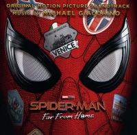 Spider-man, far from home : bande originale du film de Jon Watts | Giacchino, Michael (1967-....). Compositeur